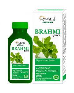 Ayukriti Herbal Brahmi Juice-500ml