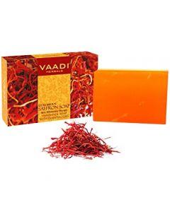 Vaadi Herbals LUXURIOUS SAFFRON SOAP -75 gms