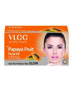 Vlcc Papaya Fruit Facial Kit-60gm