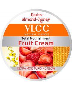 Vlcc Fruit Cream Total Nourishment-200gm