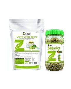 Zindagi Green Coffee Beans-400gm