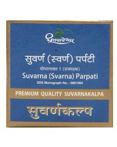 Dhootapapeshwar Suvarna(Svarna) Parpati-30tab