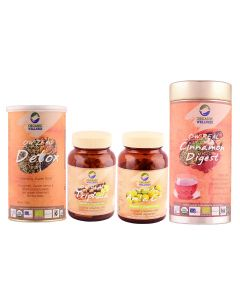 Organic Wellness Healthy Digestive Pack