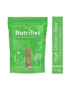Pristine Organics Nutrillet Browntop Millet-1kg