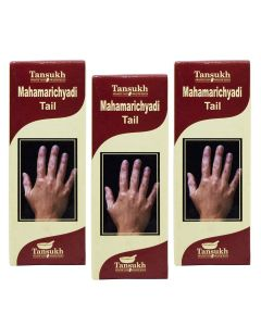 Tansukh Mahamarichyadi Tail-50ml (Pack of 3)