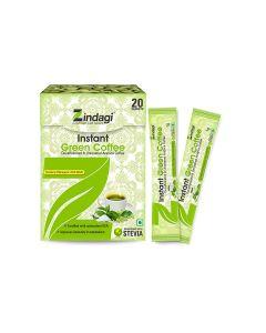 Zindagi Instant Green Coffee Powder-20gm
