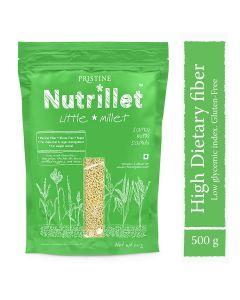 Pristine Organics Nutrillet Little Millet-500gm