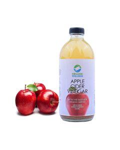 Organic Wellness Apple Cider Vinegar 500 Ml