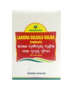 Nagarjuna Laaksha Gulgulu Gulika-100 Tablets