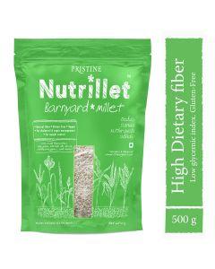 Pristine Nutrillet Barnyard Millet-500gm