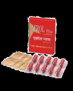 Solumiks Afrol Plus With Gold Capsules-10 Cap
