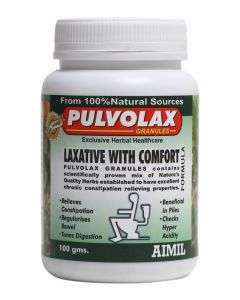 AIMIL Pulvolax Granules-100gms