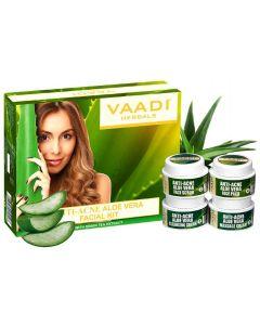 VAADI HERBALS Aloe Vera Facial Kit -70 gms