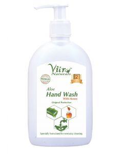 Vitro Natural Aloe Hand Wash (Bottle)-250gm