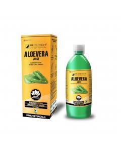 Dr. Vaidya's Aloevera Juice - 1 Litre