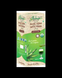 Alohya Aloe vera with Fiber Juice-1000ml