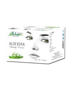 Alohya Aloe vera Beauty Cream-100gm