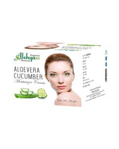 Alohya Aloe vera Cucumber Moisturizer Cream-100gm