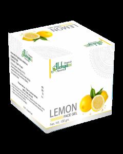 Alohya Lemon Face Gel-100gm