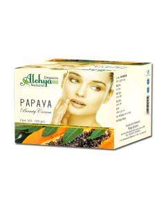 Alohya Papaya Beauty Cream-100gm