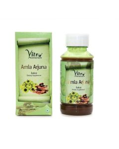 Vitro Naturals Amla Arjun Juice-500ml