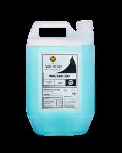 Aristocrat Liquid Based Hand Sanitizer - 5Ltr