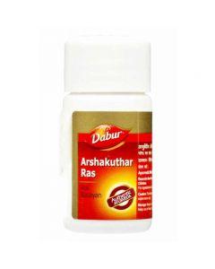 Dabur Arsh Kuthar Ras-40tab pack of 2pc