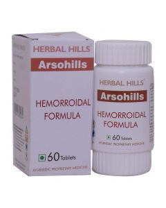Herbal Hills Arsohills tablets-60