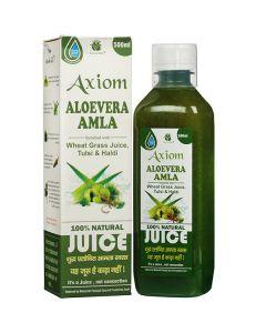 Axiom Aloevera Amla Juice-1000ml