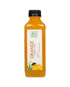Axiom AloFrut Orange Aloevera  Juice-200ml Pack of 10pc