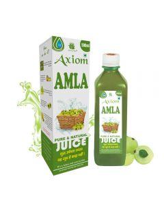 Axiom Amla Juice-1000ml Pack of 2pc