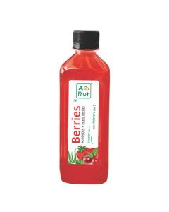 Axiom AloFrut Berries Aloevera Juice-1000ml Pack of 2pc