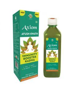 Axiom Immunity Booster Kadha-500ml Ayush Kwath