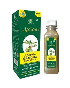 Axiom Ashwagandha Leaf Juice-160ml