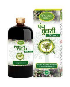 Ayukriti Herbal Panch Tulsi Juice-500ml