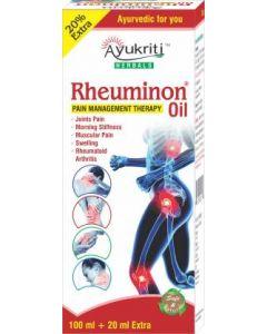 Ayukriti Herbal Rheuminon Oil-120gm