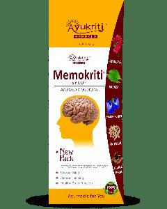 Ayukriti Herbal Memokriti Syrup-200ml