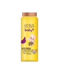Lotus Herbals baby Love Sprinkle No-Talc Powder-100gm