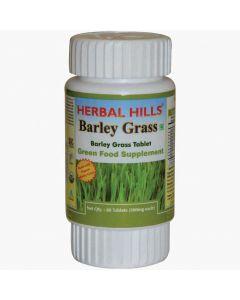 Herbal Hills Barley grass tabs-60tabs