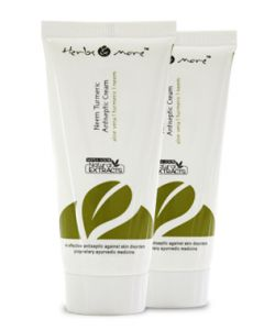 Netsurf Herbs & More Neem Turmeric Antiseptic Cream-75 gm
