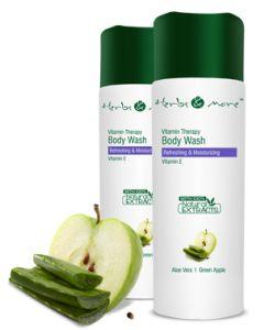 Netsurf Herbs & More Vitamin Therapy Body Wash-200 ml