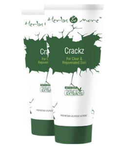 Netsurf Herbs & More Crackz Cream-50 gm