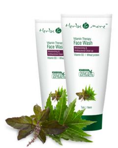 Netsurf Herbs & More Vitamin Therapy Face Wash-100 gm