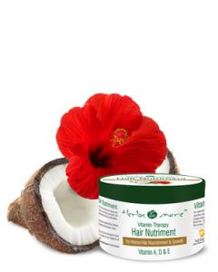 Netsurf Herbs & More Vitamin Therapy Hair Nutriment -100gm