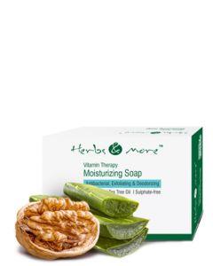 Netsurf Herbs & More Vitamin Therapy Moisturizing Soap 5 Pkt-5 Pc