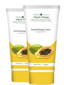 Netsurf Herbs & More Facial Massage Cream-100 gm