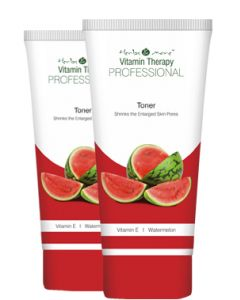 Netsurf Herbs & More  Vitamin Therapy Professional Face Toner-100gm