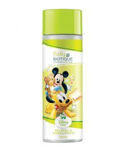 Biotique Bio Basil Baby Gm(Mickey Powder)-150