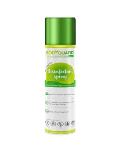 BodyGuard Disinfectant Sanitizer Spray for Multi-Surfaces, Alcohol Based - 250 ml