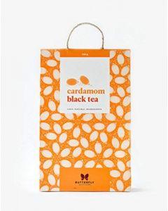 Butterfly Ayurveda Cardamom black tea-100gm